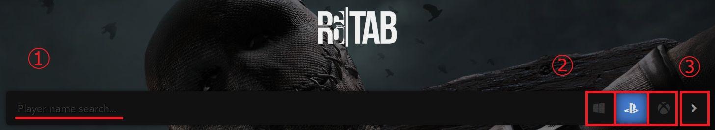R6S】戦績(勝率・キルレ)確認サイト r6tabとスタッツの見方もあわせて