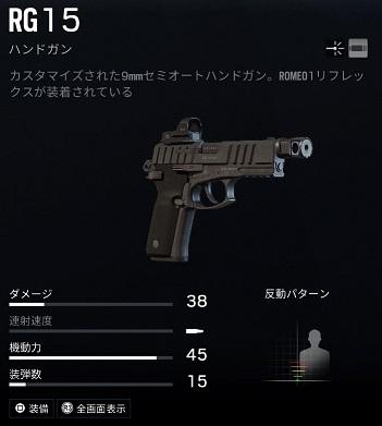 エラRG15