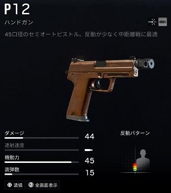 バンディットP12
