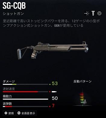 トゥイッチSG-CQB