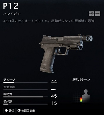 ブリッツP12