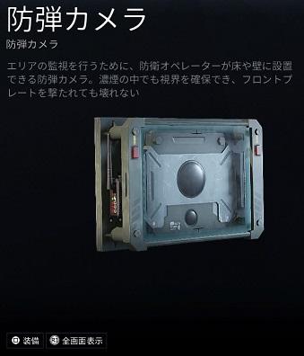 防弾カメラ