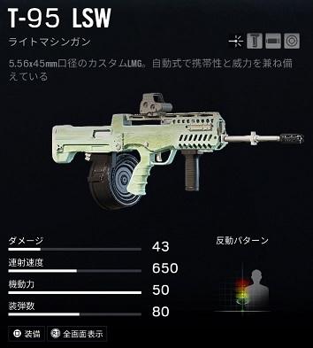 インT-95 LSW