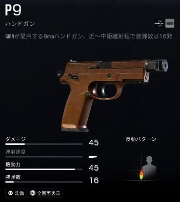 ライオンP9