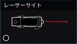 レーザーサイト